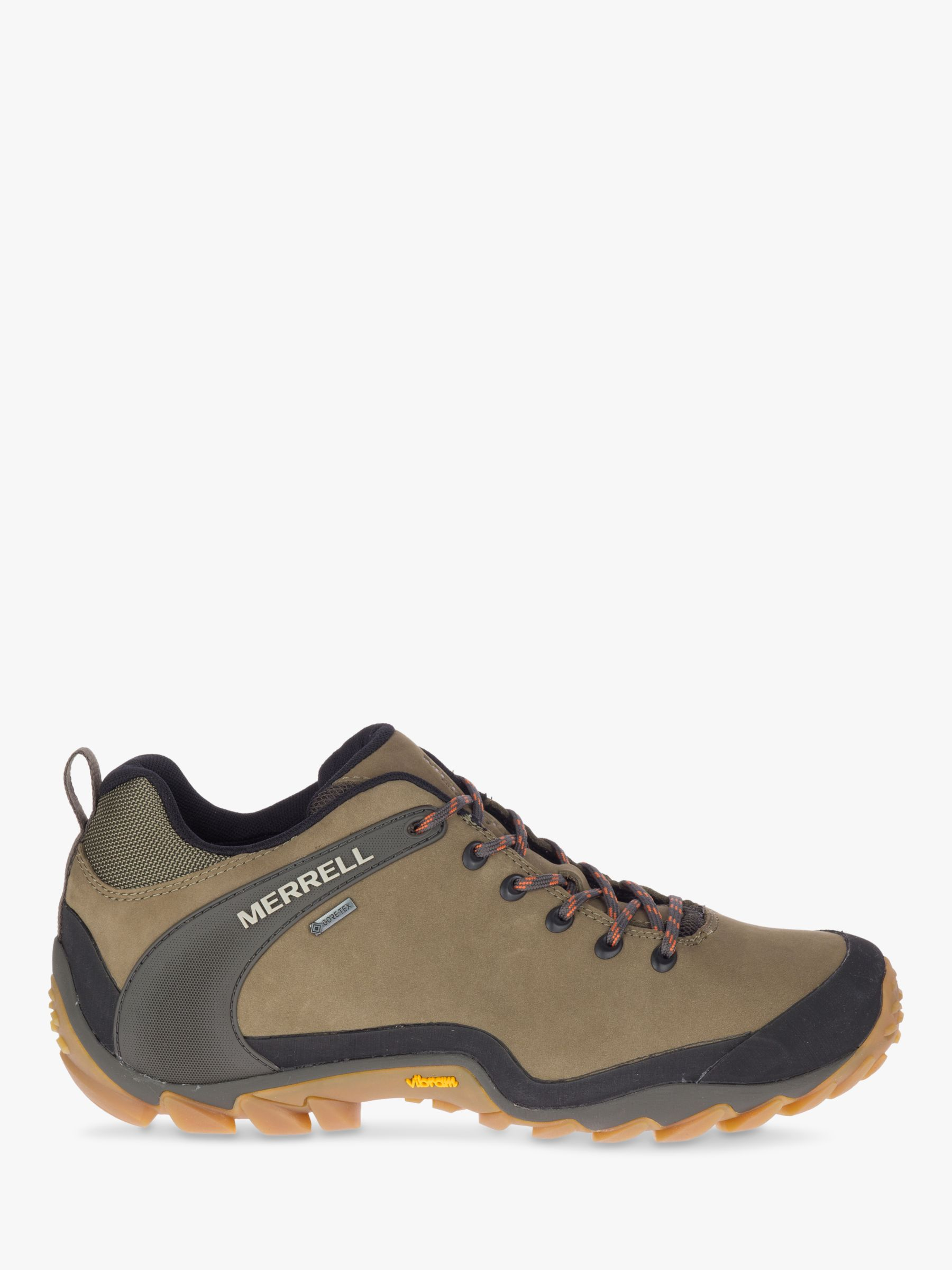 Merrell Merrell Chameleon 8 Men's Waterproof Gore-Tex Walking Shoes, Olive
