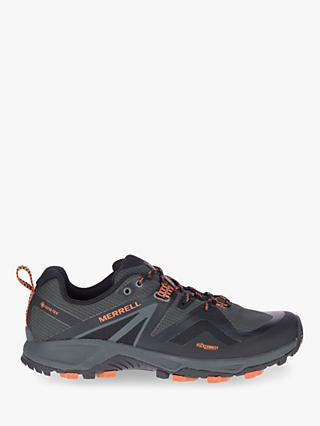 Merrell MQM Flex 2 Men's Waterproof Gore-Tex Walking Shoes, Burnt/Granite