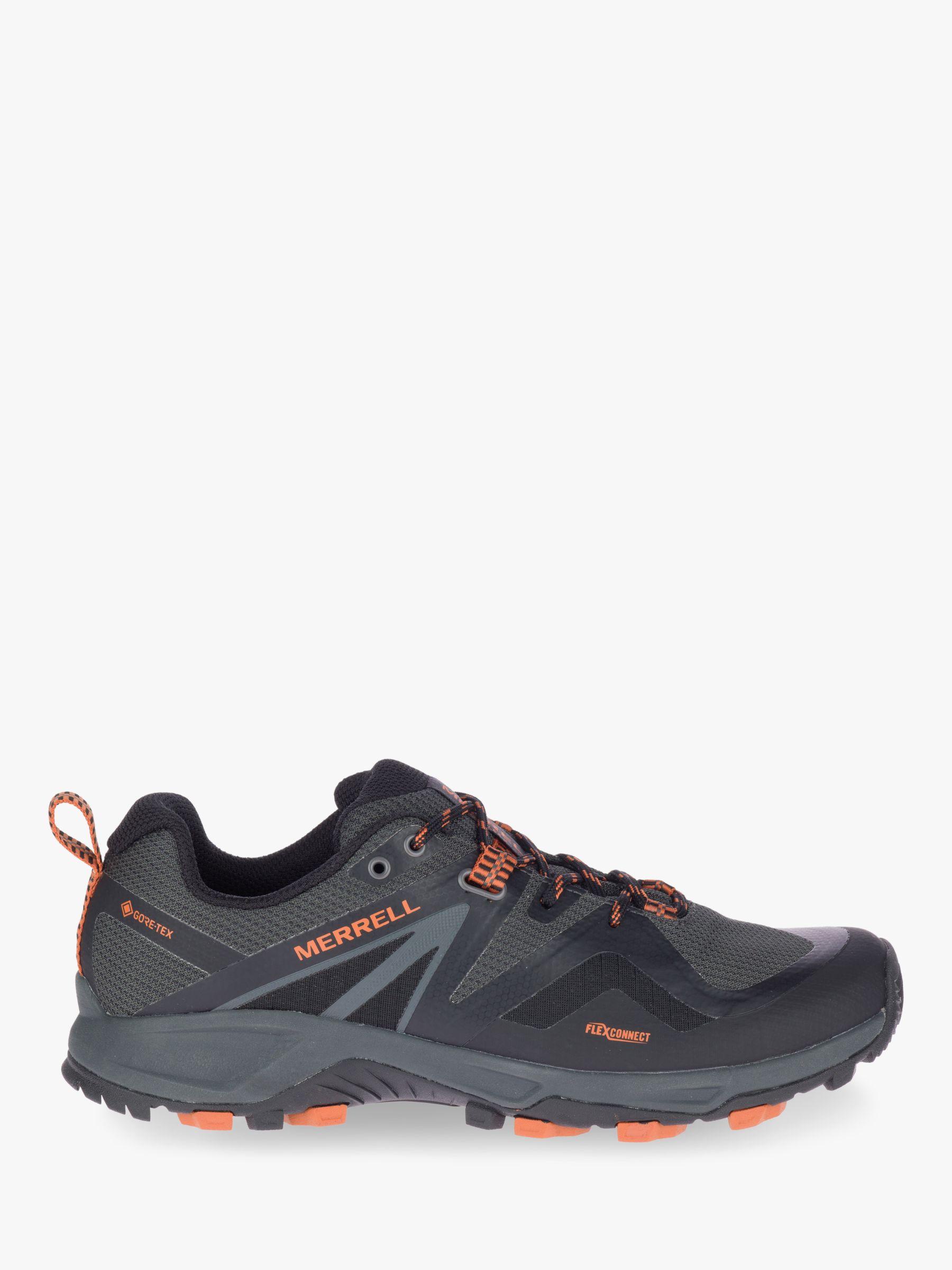 Merrell Merrell MQM Flex 2 Men's Waterproof Gore-Tex Walking Shoes, Burnt/Granite