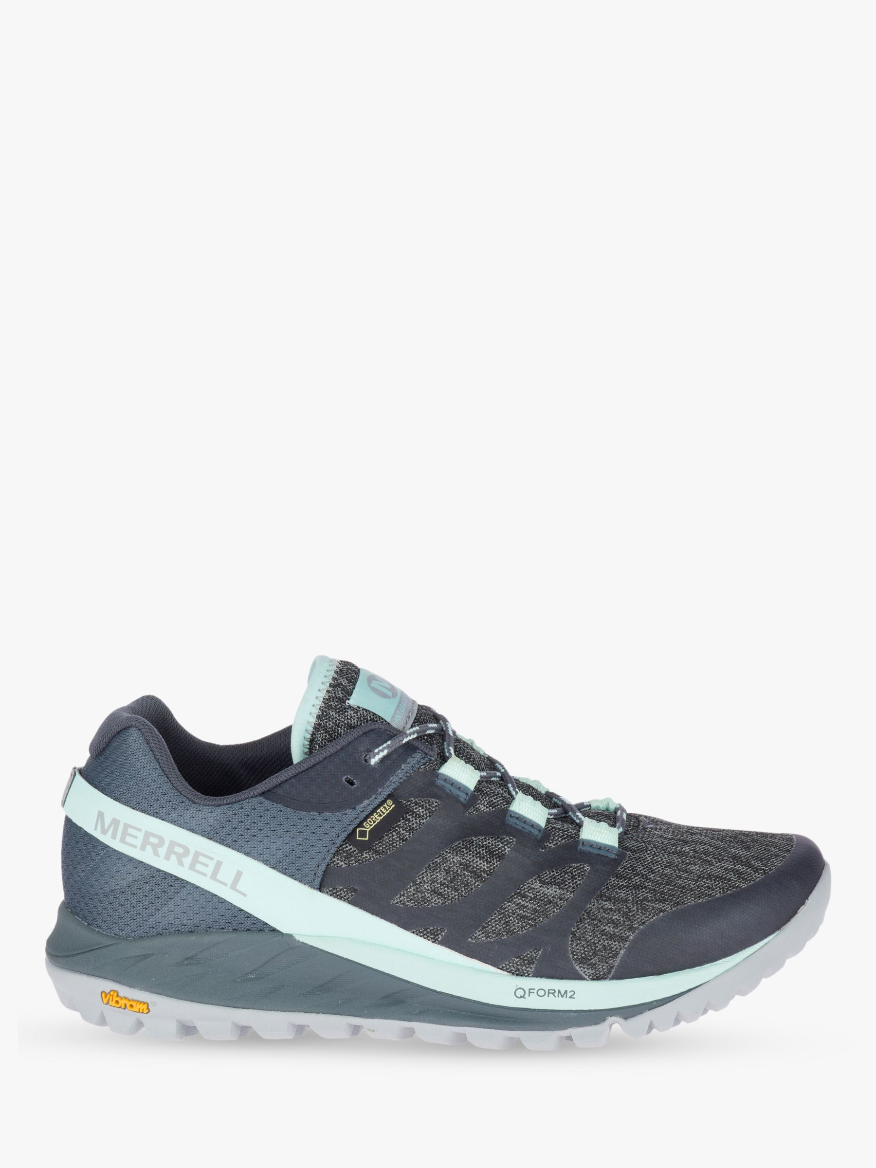 Merrell Merrell Antora Women's Waterproof Gore-Tex Trail Running Shoes, Turbulence