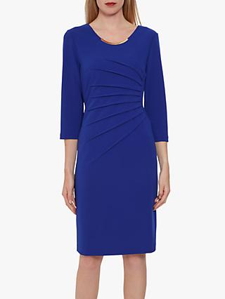 Gina Bacconi Ellis Scuba Crepe Dress
