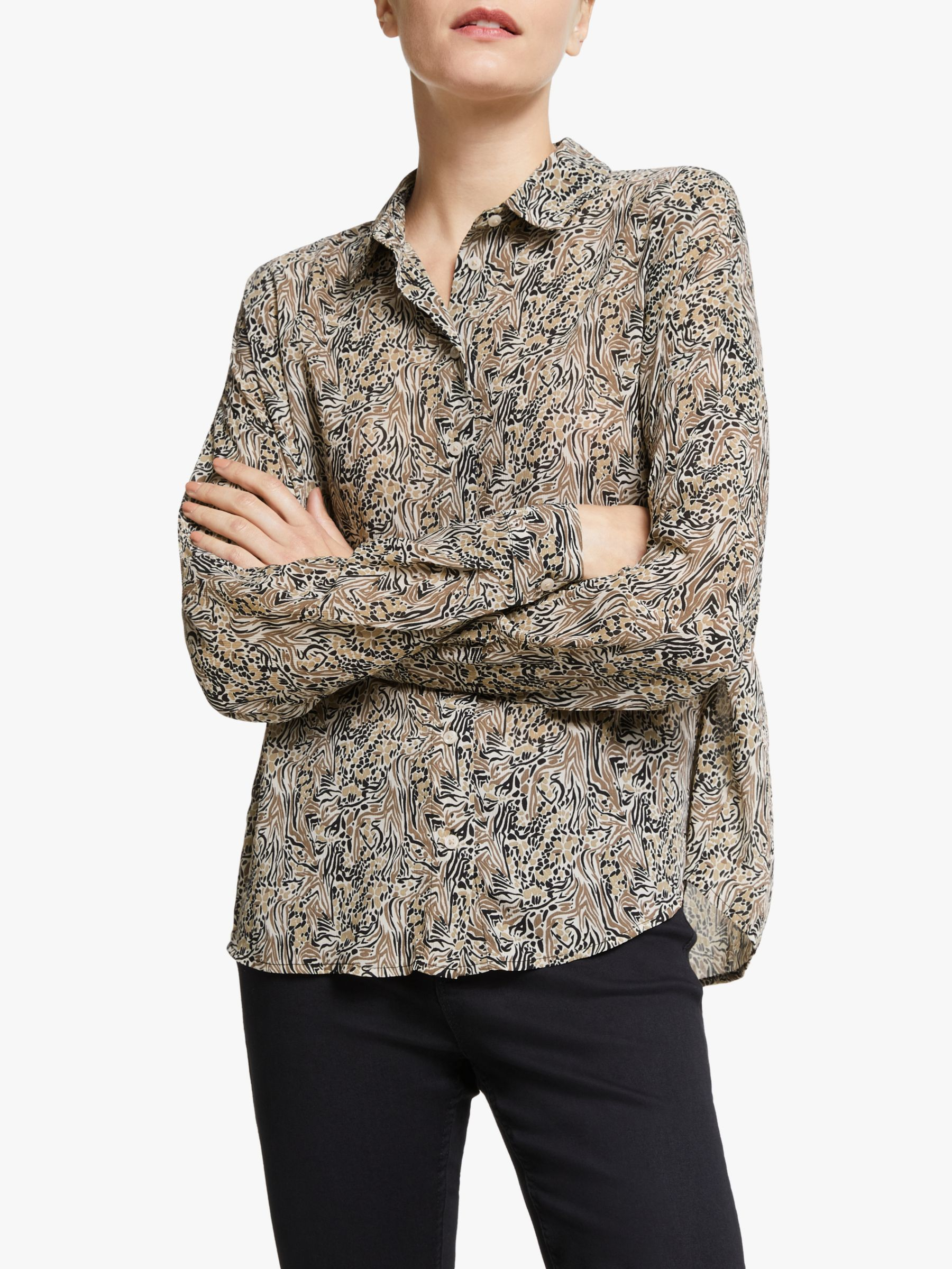 Vero Moda AWARE BY VERO MODA Josephine Shirt, Birch