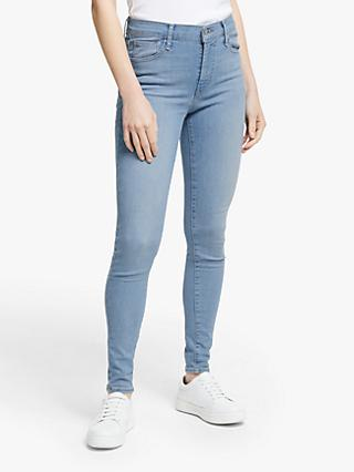 Levi's 720 High Rise Super Skinny Jeans, Calling Card