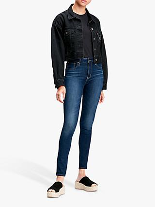 Levi's 721 High Rise Skinny Jeans, Smooth It Out
