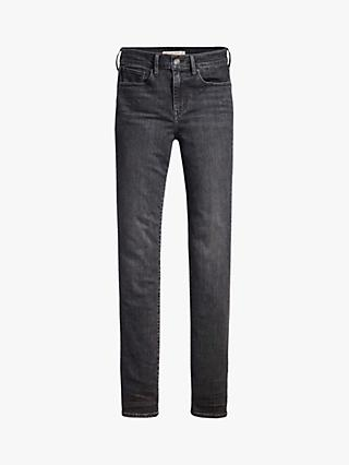 Levi's 724 High Rise Straight Jeans, End Of The Road