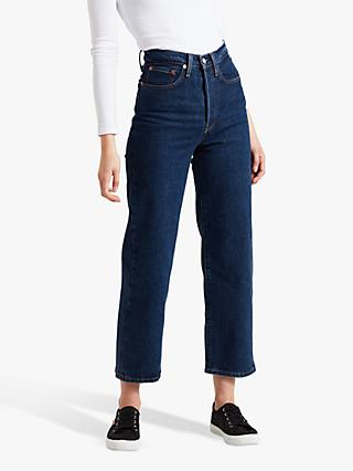 Levi's Ribcage Straight Ankle Jeans, Life's Work