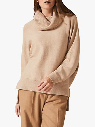 Phase Eight Palmer Jumper, Camel