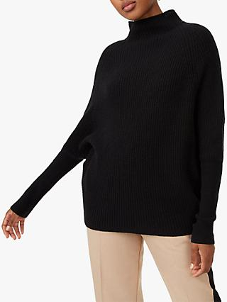 Club Monaco Emma Cashmere Jumper, Black