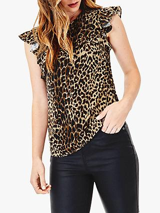 Oasis Animal Shell Top, Multi