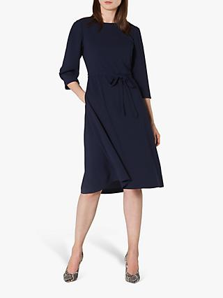 L.K.Bennett Iris Dress, Midnight