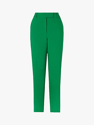 L.K.Bennett London Trousers, Dark Green
