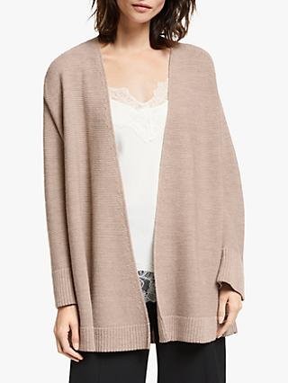 Modern Rarity Links Cocoon Cardigan, Natural