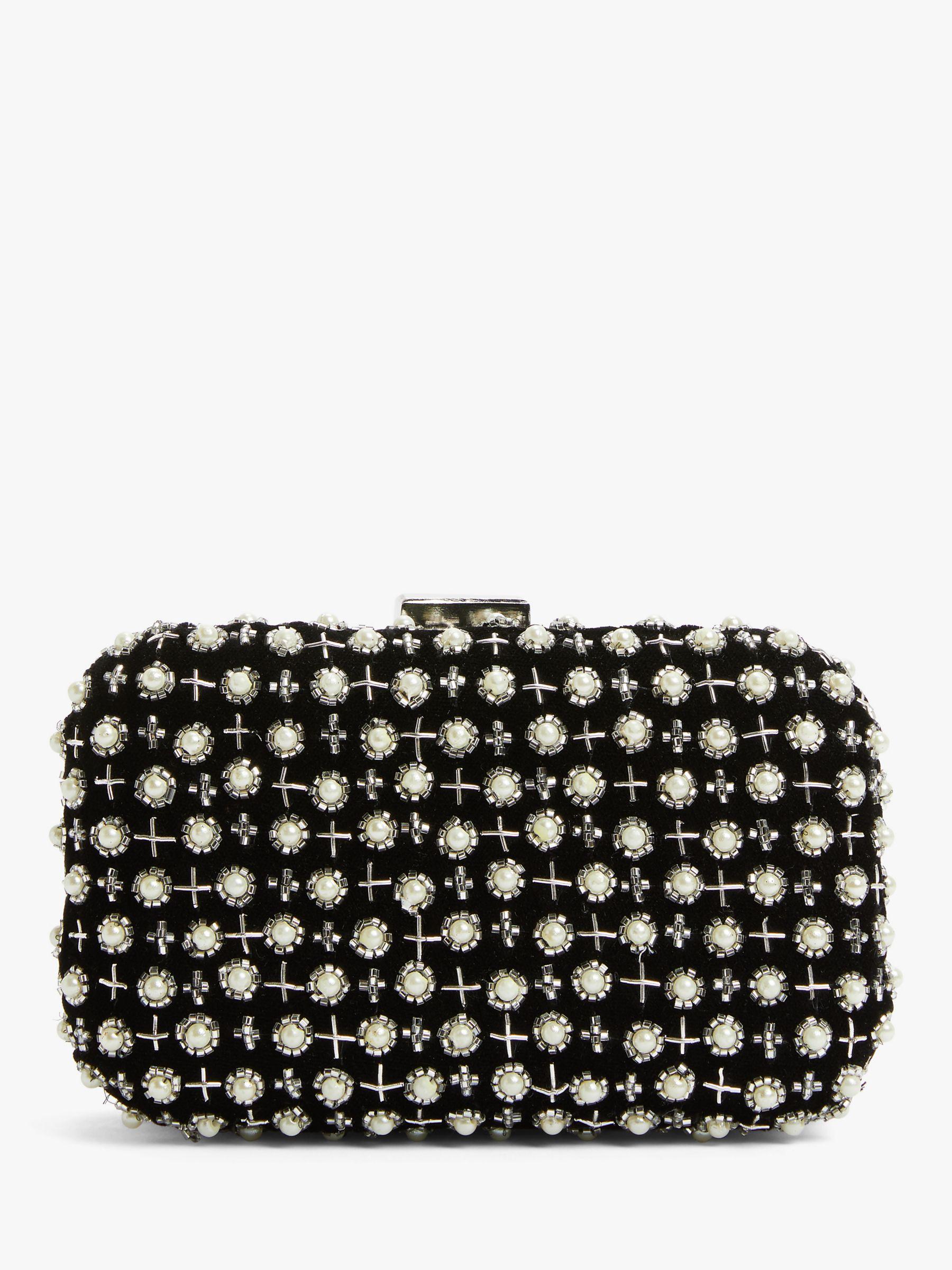 Becksondergaard Becksondergaard Violet Box Bag, Black