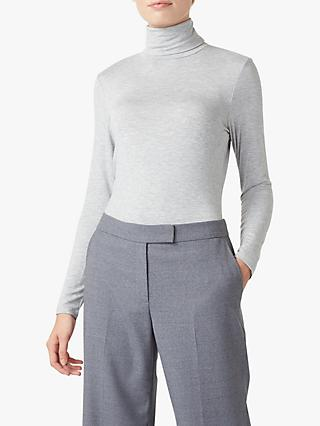 Hobbs Mischa Roll Neck Top
