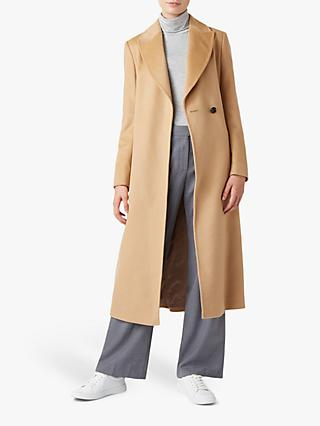 Hobbs Olivia Wool Coat
