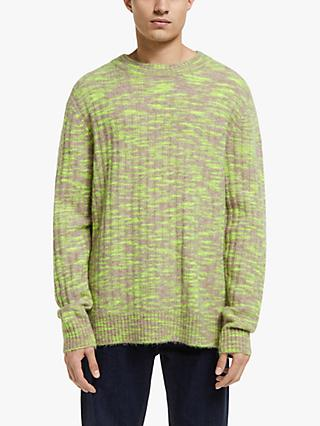 J.Lindeberg Alpaca Blend Jumper, Acid Dreams