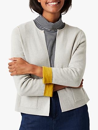 White Stuff Palette Reversible Jacket, Grey