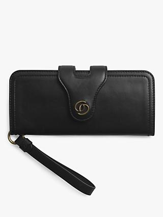 Gerard Darel Logo Leather Wallet