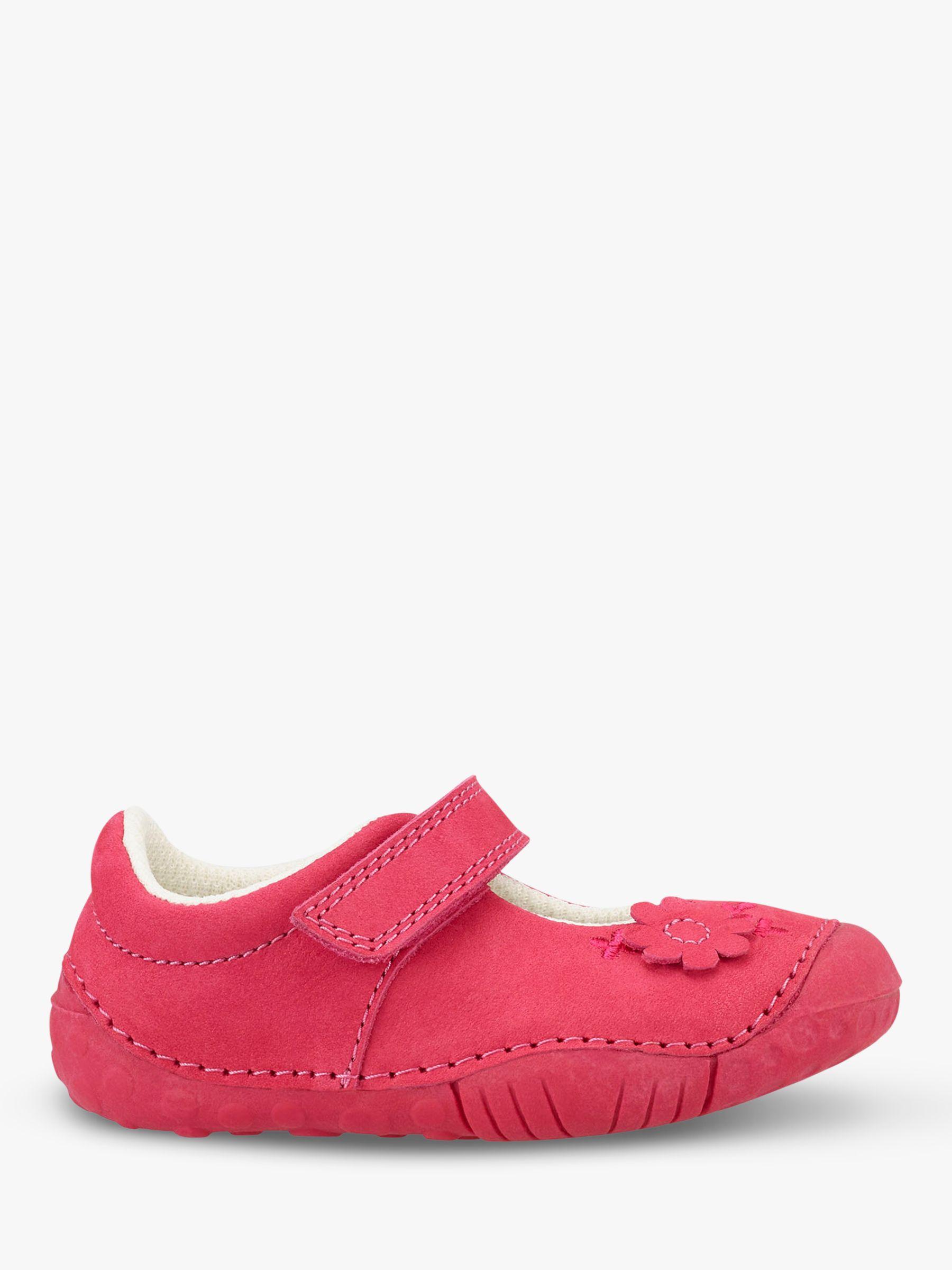 Start-Rite Start-rite Children's Petal T-Bar Pre-Walker Shoes, Pink