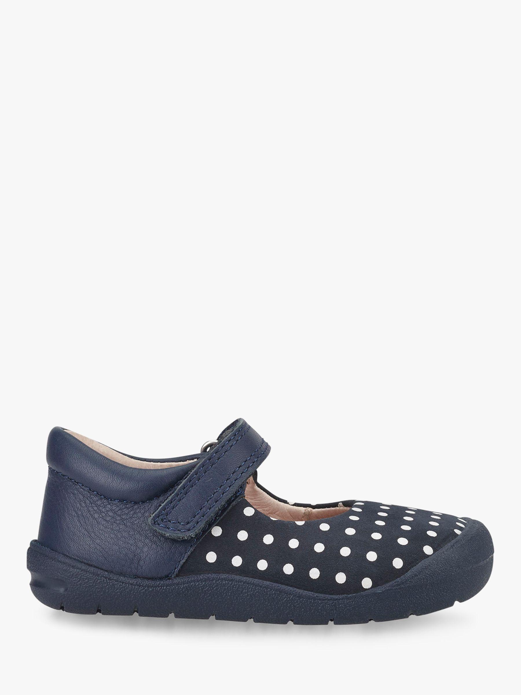 Start-Rite Start-rite Children's Joy T-Bar Riptape Pre-Walker Shoes