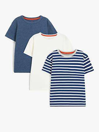 John Lewis Boys Long Sleeved Shirts 2 Pack Age 3