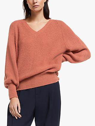 Modern Rarity Raglan V-Neck Jumper