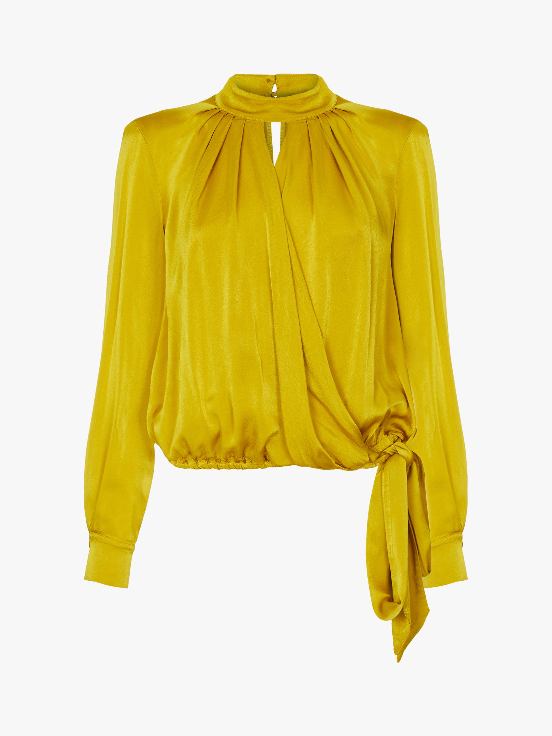 Ghost Ghost Emma Blouse, Citrus