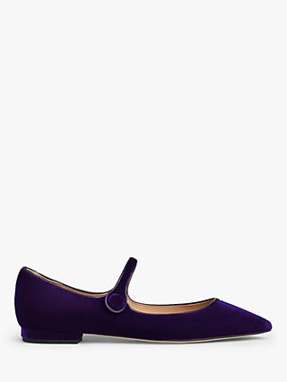 L.K.Bennett Mary Jane Pumps, Ultra Violet