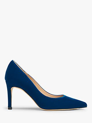 L.K.Bennett Floret Pointed Court Shoes
