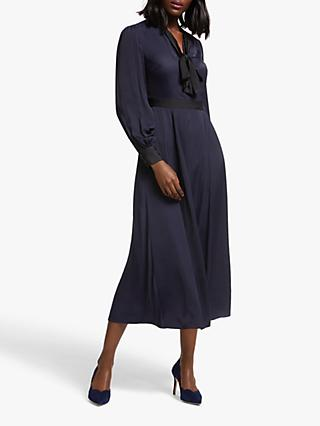 Boden Thelma Midi Dress, Navy
