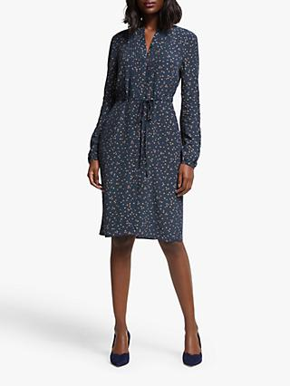 Boden Corrina Dress, French Navy