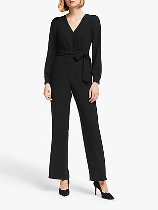 Boden Emmy Jumpsuit, Black