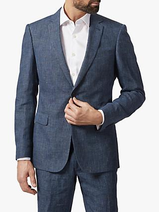 Richard James Mayfair Italian Linen Suit Jacket