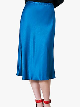 Finery Blake Satin Skirt