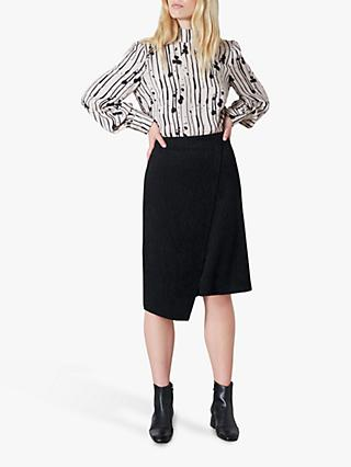 Finery Fawnley Skirt, Black