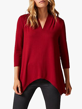 Phase Eight Chrissie V-Neck Swing Top