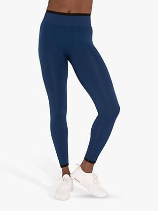 M Life Nirvana Classic Yoga Leggings, Navy