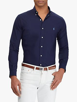 Polo Ralph Lauren Regular Fit Shirt, Newport Navy