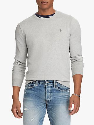 Polo Ralph Lauren Slim Fit Pima Cotton Jumper