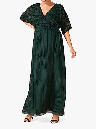 Studio 8 Electra Maxi Dress, Pine