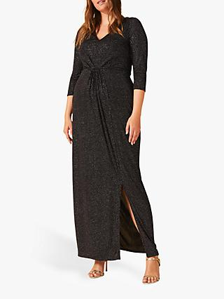 Studio 8 Phoebe Orabelle Maxi Dress, Black
