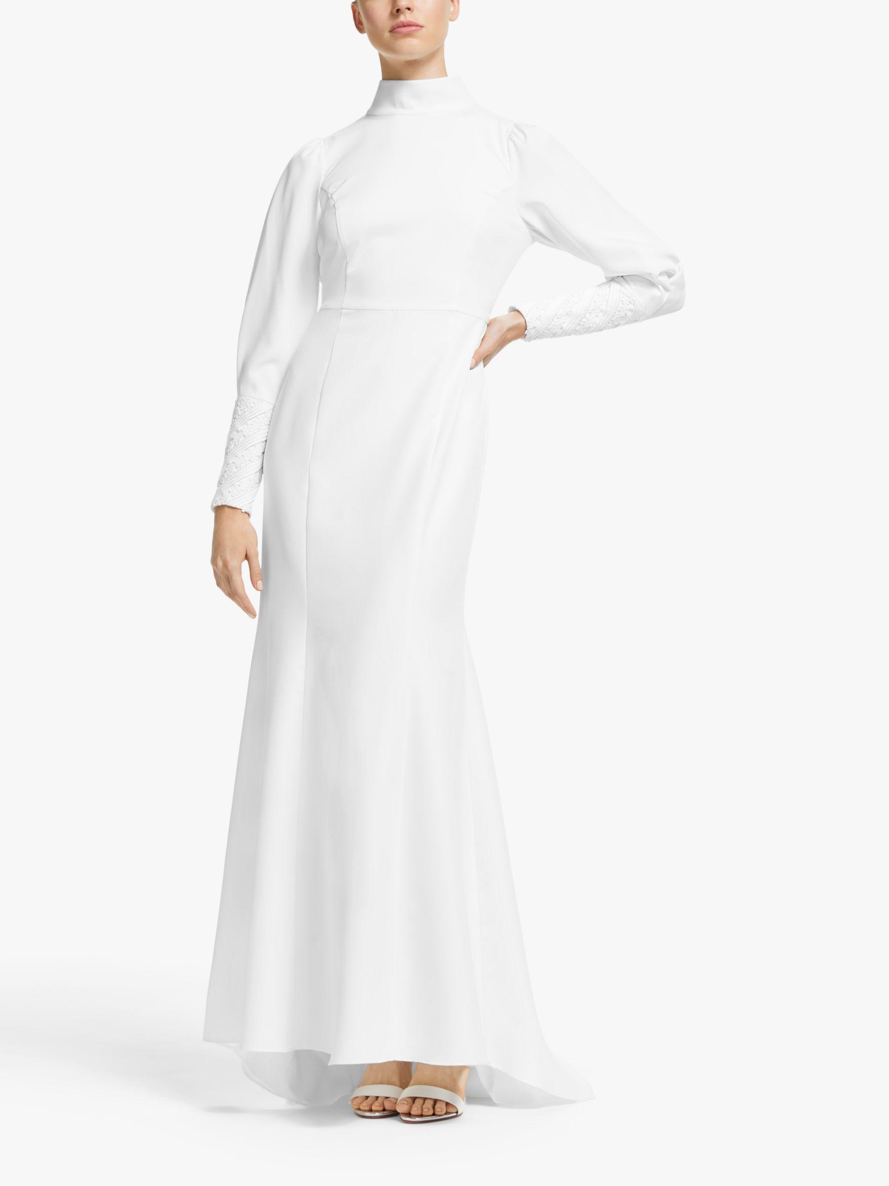 Y.a.s Y.A.S Patricia Maxi Dress, Star White