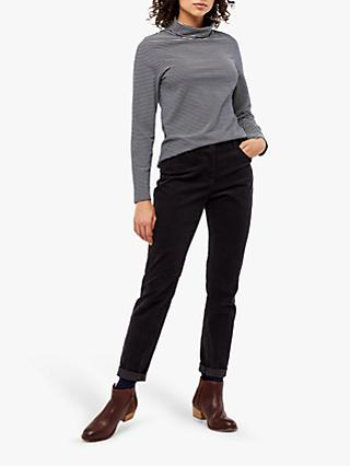 White Stuff Whitcombe Slim Jean, Charcoal