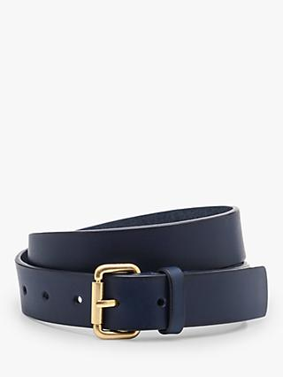 Boden Classic Leather Buckle Belt