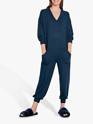hush Supersoft Onesie, Midnight Marl