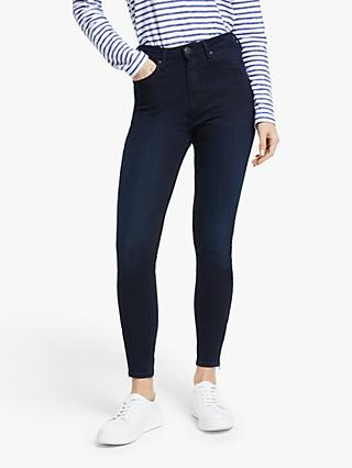 Lee Scarlett High Waist Skinny Jeans, Mulberry