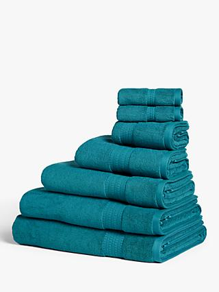 John Lewis & Partners Plush Supima® Cotton Towels