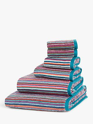 John Lewis & Partners Stripe Towels