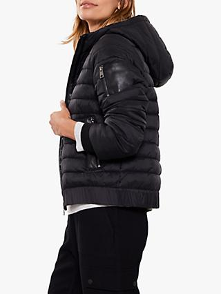 Mint Velvet Hooded Padded Jacket