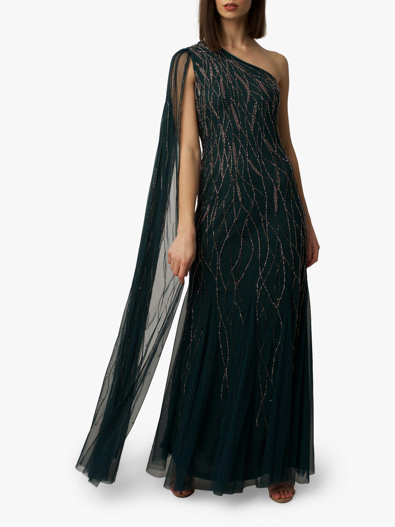 RAISHMA Raishma Mila Embroidered Gown